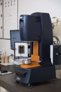 Cornell Center for Materials Research  TA Instruments DHR3 Rheometer