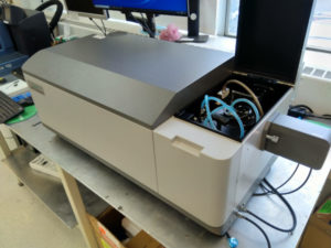 JASCO J-1500 spectrometer
