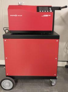 Pfeiffer ASM 340 leak detector